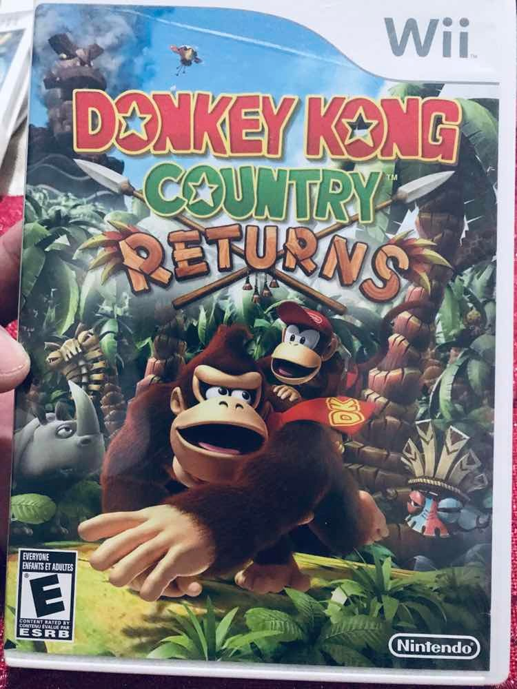 Video Juego Para Wii Donkey Kong Country Usado 499 00 En Mercado