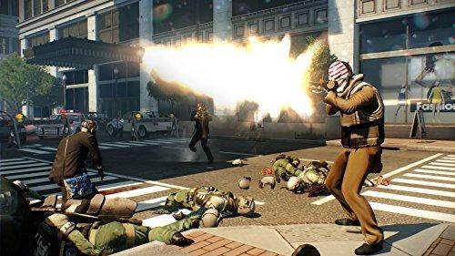 vídeo juego payday 2 crimewave playstation 4