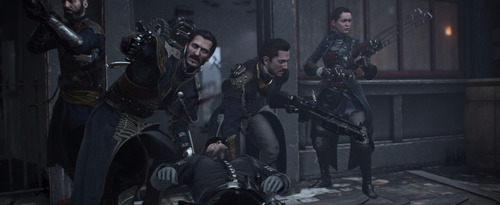 video juego ps4 the order 1886