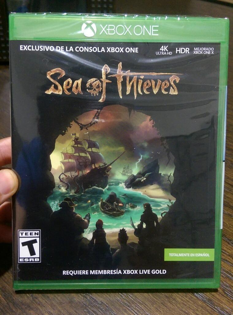 Video Juego Sea Of Thieves Xbox One Nuevo Envio Gratis 490 00 En