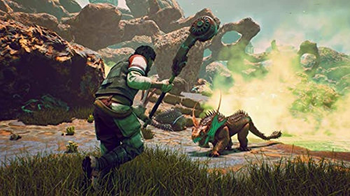 video juego the outer worlds   playstation 4