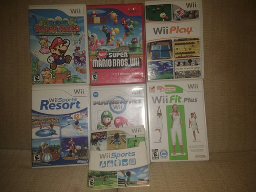 video juego wii