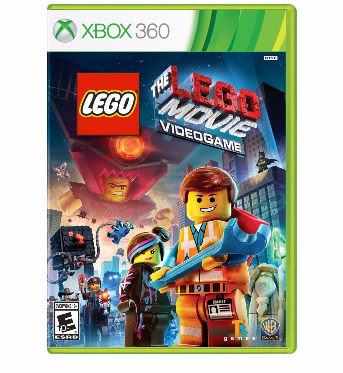 Lego Movie Videogame Video Juego Para Xbox 360 55 000 En Mercado