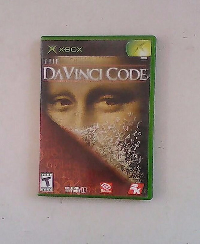 video juego xbox the davinci code envio gratis