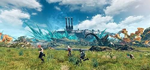 video juego xenoblade chronicles x para nintendo wii u