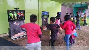 video juegos para eventos