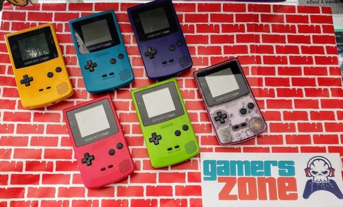 video juegos pokemon game boy gamers zone ags