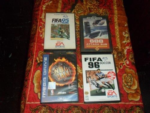 video juegos, sega genesis, en caja con manualjuegos