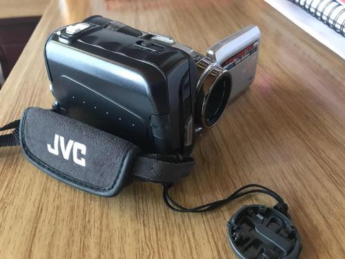 vídeo jvc cámara