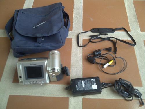 video marca cámara