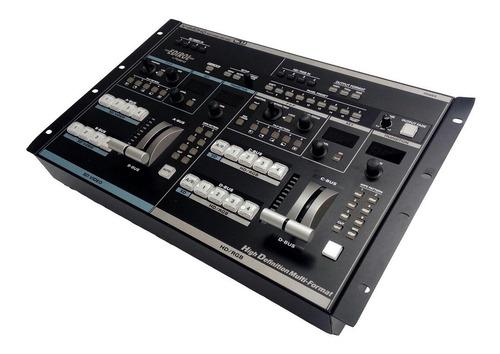 video mixer roland v-440hd 8 canais multi-formato original