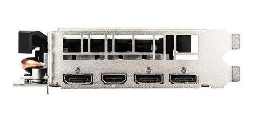 video nvidia geforce gtx1660ti o6gb ventus msi