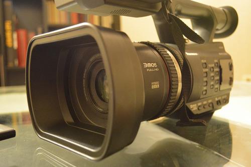 video panasonic cámara