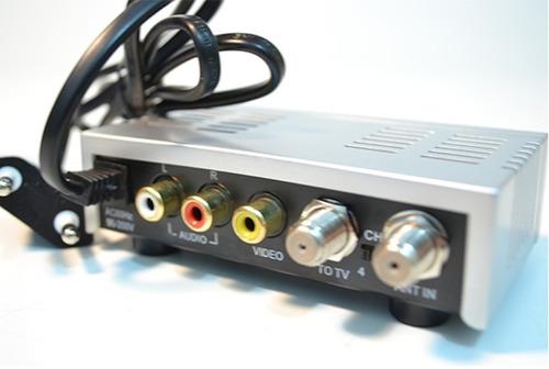 video para audio