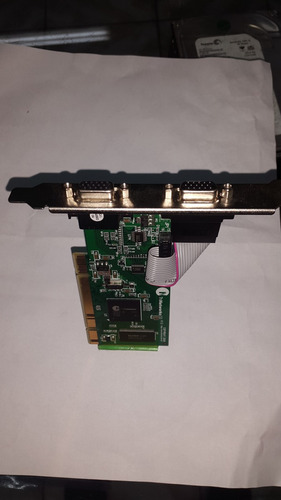 video pci placa