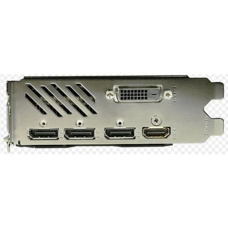 video pcie gigabyte rx570 gaming 4g ddr5 dvi hdmi dp