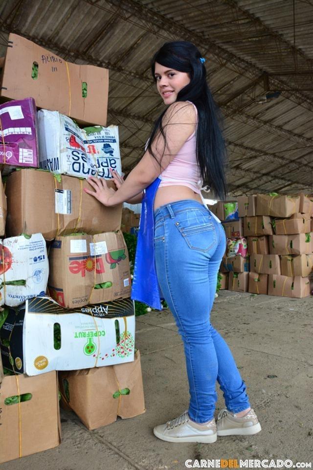 colombiana porno