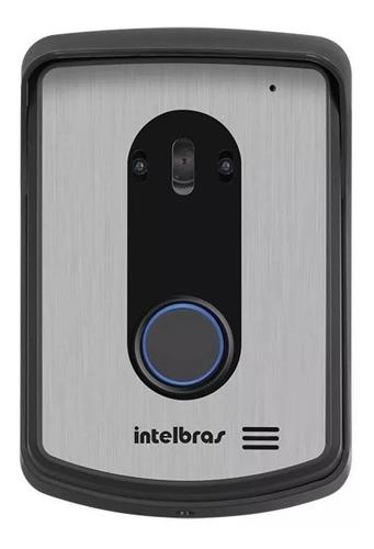 vídeo porteiro intelbras iv4010 hs interfone tela lcd camera