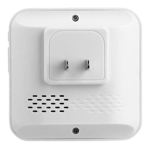 video portero eken wifi hd, conecta al celular, inalámbrico