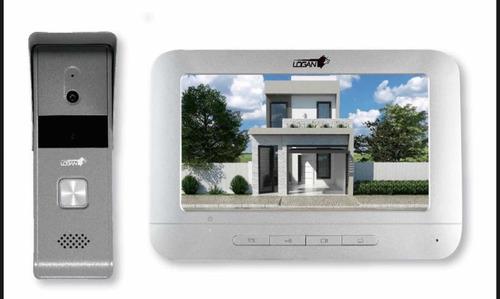 video portero intercomunicador con cámara pantalla monitor