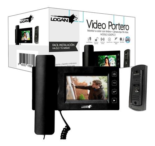 vídeo portero intercomunicador con camara pantalla telefono