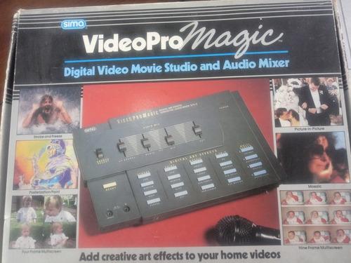 video pro magic otimo estado