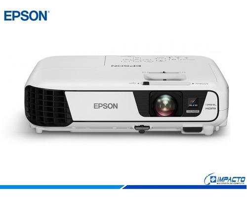 video proyector epson lite x36 + v11h72302 v11h723021 und