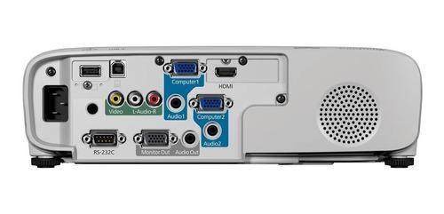 video proyector epson s39+ 3200 lumens  hdmi / vga / usb