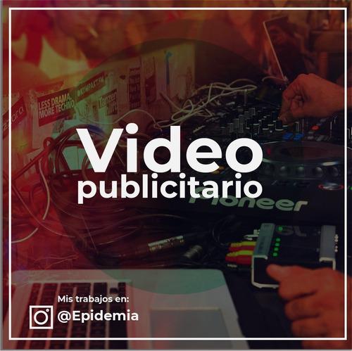 video publicitario 30 seg sin locucion redes sociales