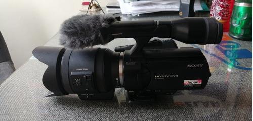 video sony camara