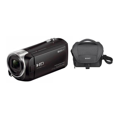 video sony cámara