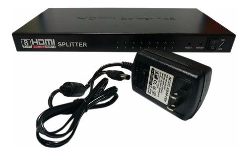 video spliter hdmi 8 puertos 3417