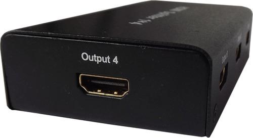 video spliter hdmi de 4ptos multiplica señal hdmi /3416