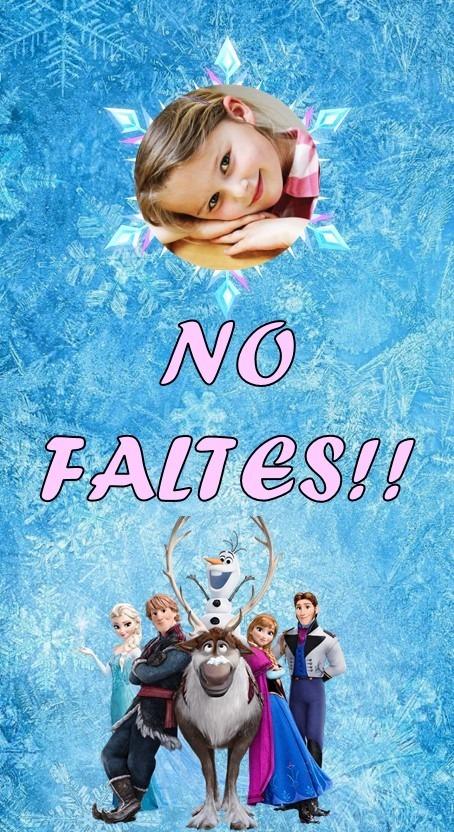 Video Tarjeta Invitación Virtual Frozen