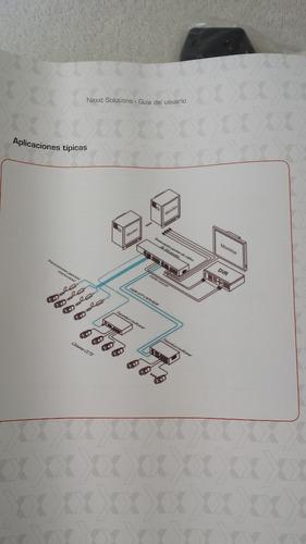 video valum  rack montable