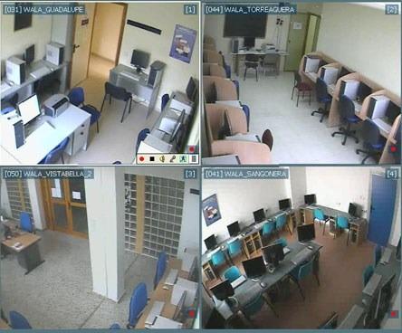 video vigilancia camaras seguridad