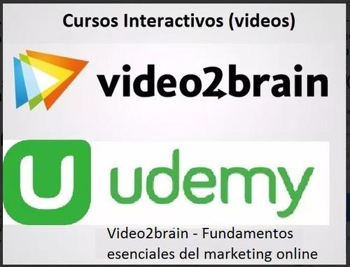 video2brain - fundamentos esenciales del marketing online