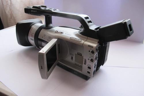 videocamara canon gl2 3ccd - profesional - dvc mini dv - sd