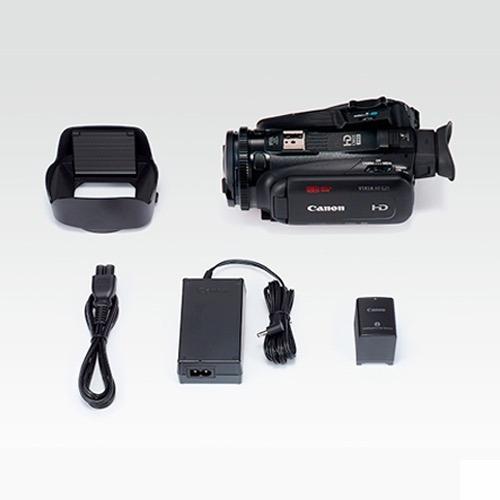 videocamara canon vixia hf g21