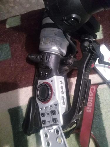videocámara canon xl2 estética 8-10