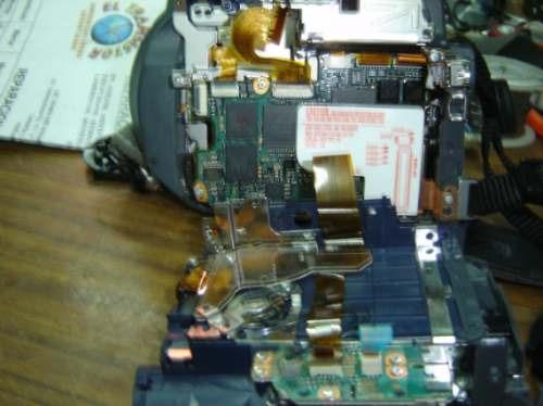 videocamara dcr-dv 101 en partes refaccion lcd