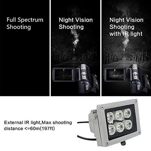 videocamara digital con vision nocturna, camara de video dig