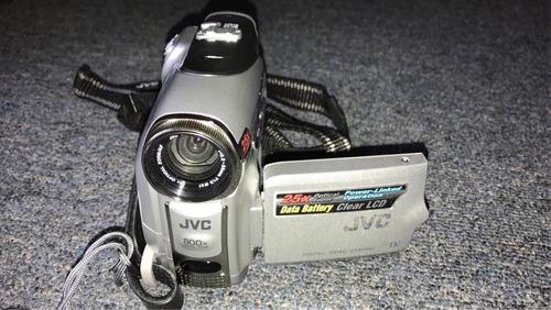 videocámara digital jvc ! como nueva!!