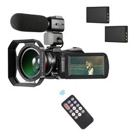 Videocámara Digital Ordro Ac3 4k Con Wifi
