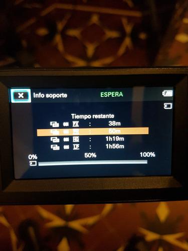 videocamara digital sony cx405 con memoria 4gb