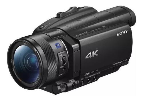 videocámara fdr-ax700 4k hdr