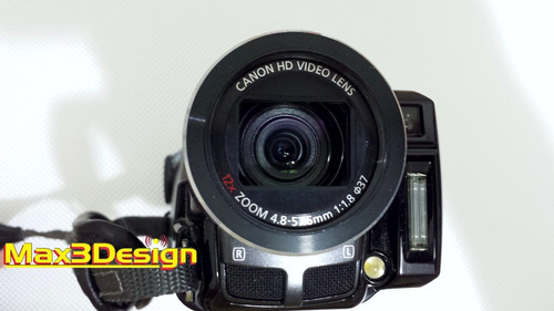 videocamara full hd canon vixia hf10