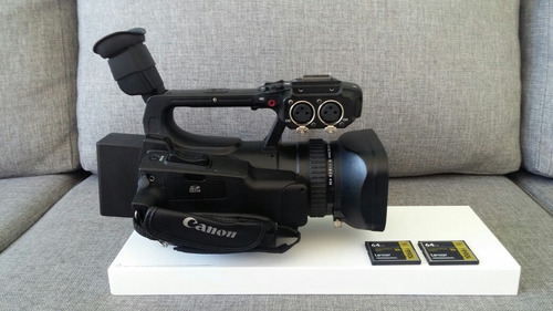videocamara hd canon xf100