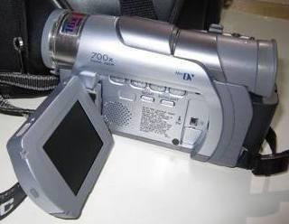 videocamara mini dv jvc modelo gr-d30u