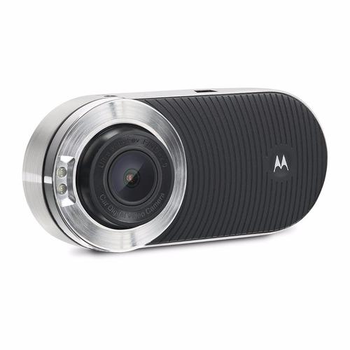 videocamara para automovil motorola dash cam mdc 100 negro